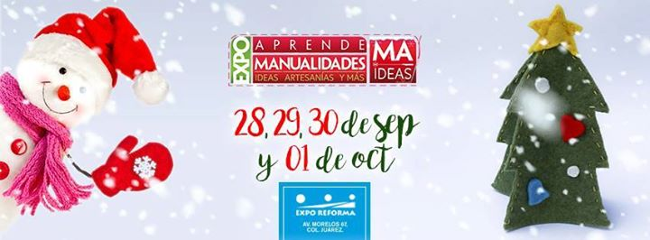 Xxiii ma ideas expo aprende manualidades navidad 2017 at - Manualidades navidad 2017 ...