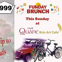 Culinary Trip to Neitherlands - Funday Brunch Ramada Lucknow