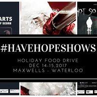 Have Hopes Holiday Food Drive