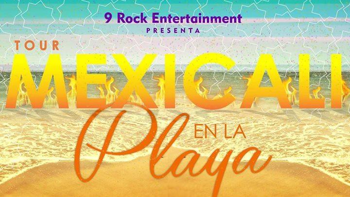 Tour Mexicali en la Playa 2018