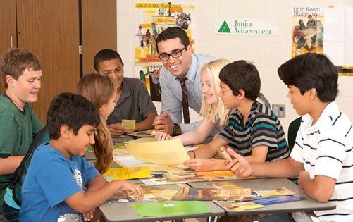 JA Volunteer Training - Dollars with Sense Program
