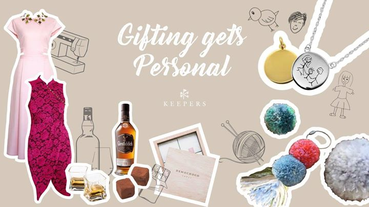 Get Personal this Christmas