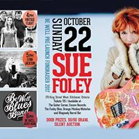 Sue Foley Vintage Flight Lynn Jackson BWBB SundayRhapsody