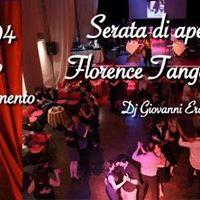 Florence Tango Week - Serata di apertura