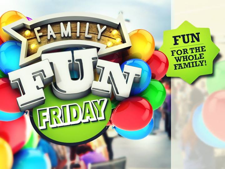 Image result for family fun friday