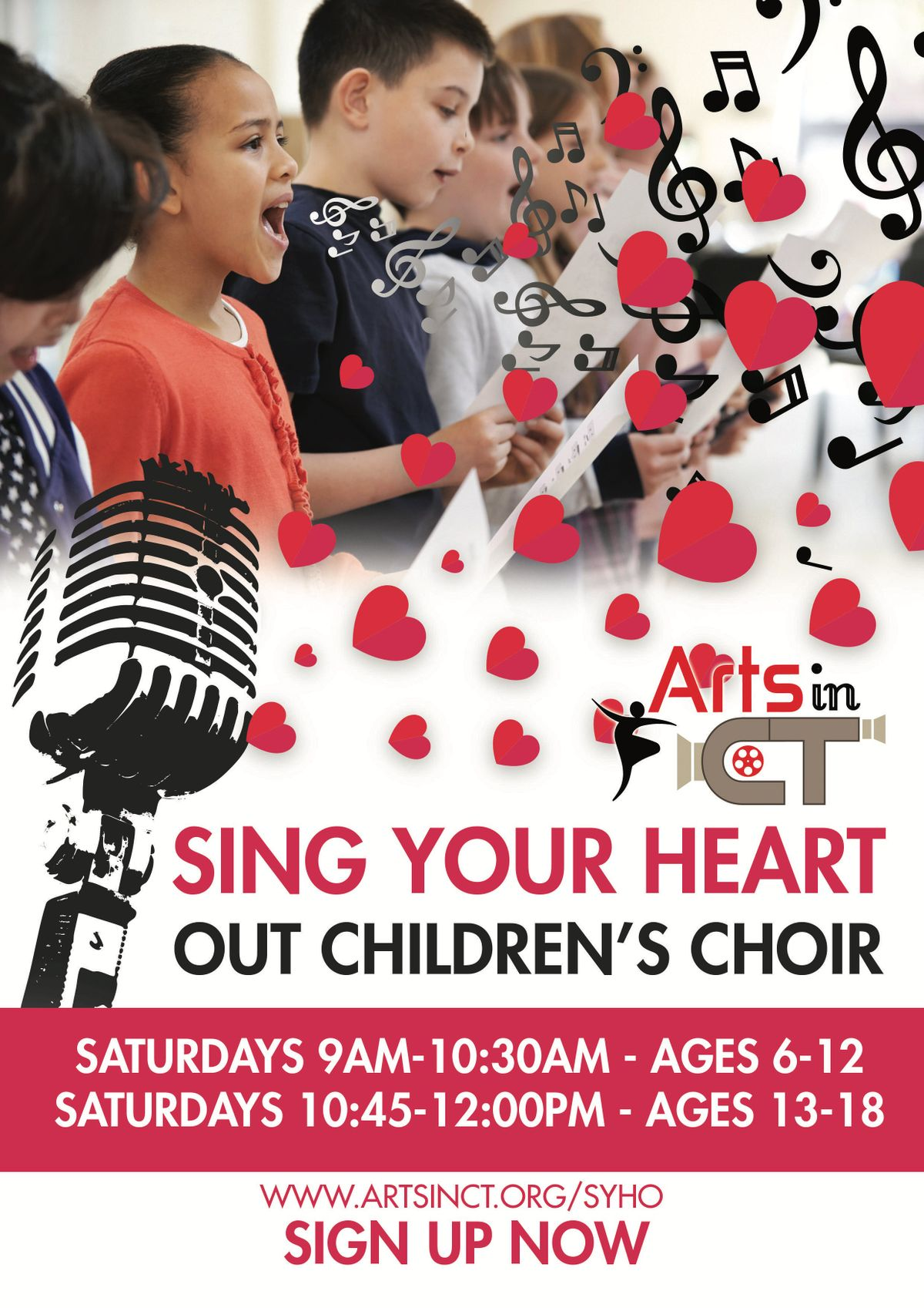 Sing Your Heart Out Childrens Choir
