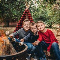 Cozy Campfire Flannel and Smores