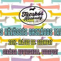 Tacsks Kzssg Orszgos Tallkoz  Budapest  2017. mjus 06.