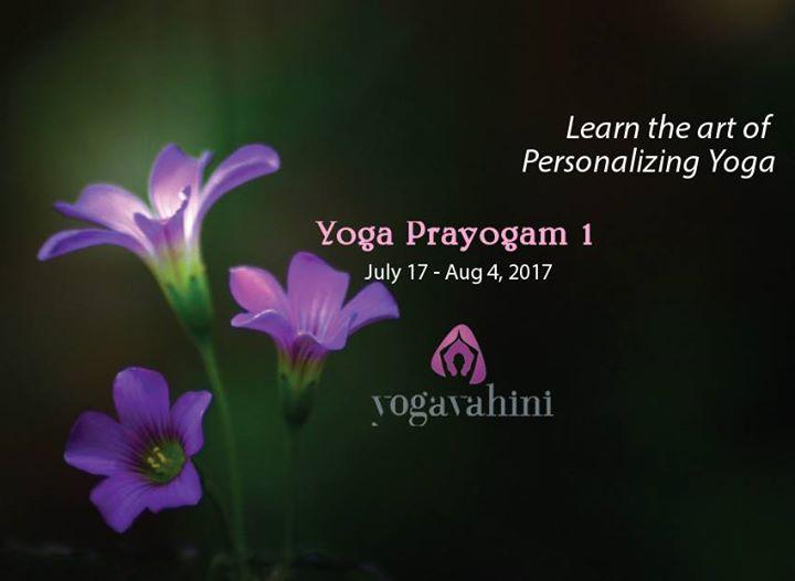 Yoga Prayogam 1