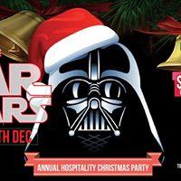 BAR WARS - Annual Hospitality Christmas Party