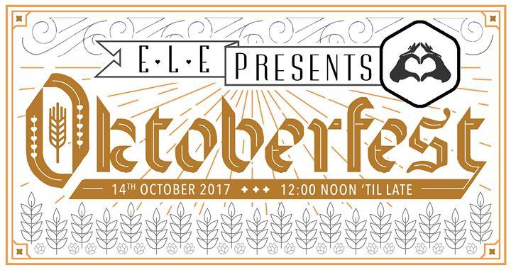ELE Presents Oktoberfest