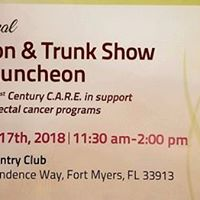 Fashion &amp Trunk Show to benefit 21st Century CARE