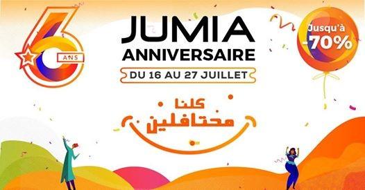 Lanniversaire De Jumia 6 Ans At Jumia Casablanca