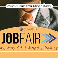 Cumulus Job Fair