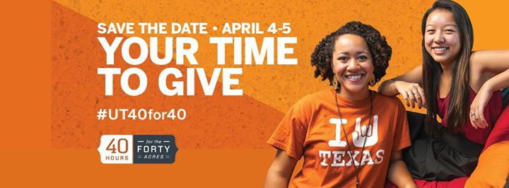 40 Hours for Forty Acres