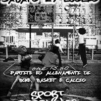 Fight The Heat - Sport Popolare in The Parchetti 2 [29 Luglio]
