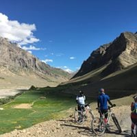 Spiti Valley Hike and Bike Adventure