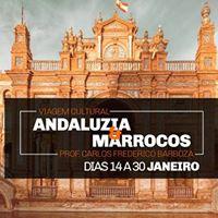 Viagem Cultural  Andaluzia &amp Marrocos