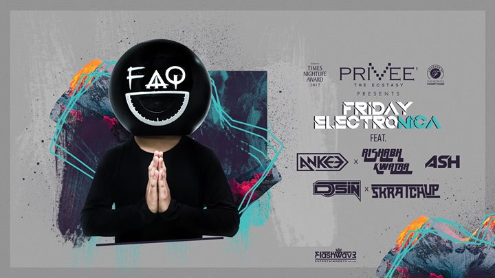 Friday Electronica At Privee