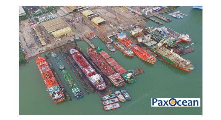 PaxOcean Shipyard Tour