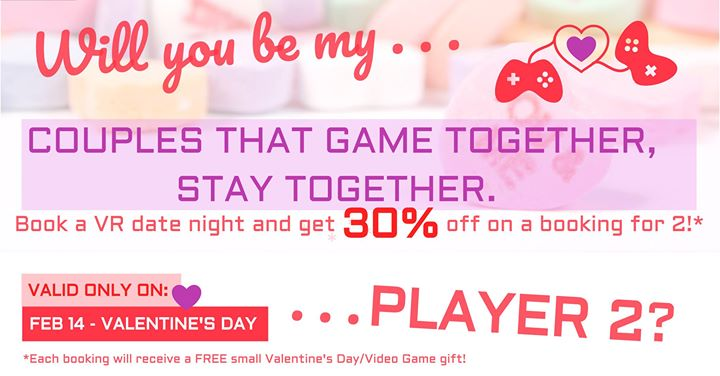 Virtual Valentines Day At Augmentality Labs Durham