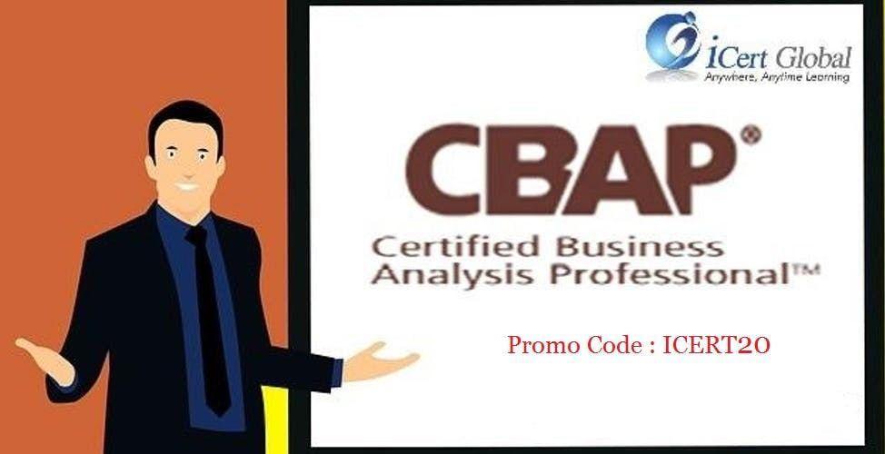 CBAP Certification Training in Laredo TX