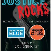 Justice Rocks TRU SLS Conference 2018 Fundraiser
