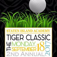 Staten Island Academy 2nd Annual Golf Outing Fundraiser