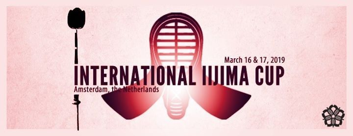 International Iijima Cup 2019 Amsterdam 30th edition