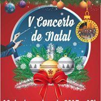 V Concerto de Natal Cantus Lux