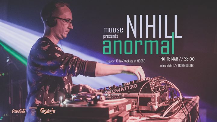 Anormal with Nihill