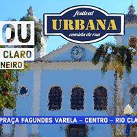 Pr Carnaval de Rio Claro - Festival Urbana Comida de Rua