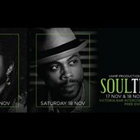 Soul Train Weekend at Victoria Bar InterContinental Singapore