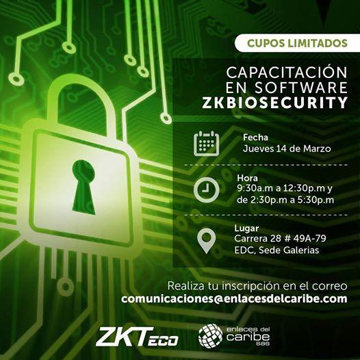 Capacitacin Software ZK Biosecurity