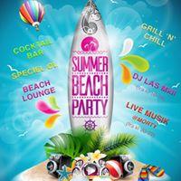Summer BEACH PARTY 2017