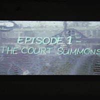 Emily Pope The Court Summons - Screening  Talk