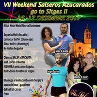 VII Weekend Salseros Azucarados go to Sitges
