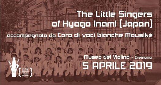 The Little Stringers of Hyogo Inami e Coro voci bianche Mousik