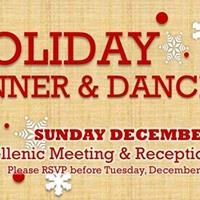 Holiday Dinner &amp Dance