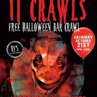 It Crawls - Milwaukees Largest Free Halloween Bar Crawl