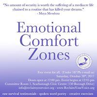 Emotional Comfort Zones