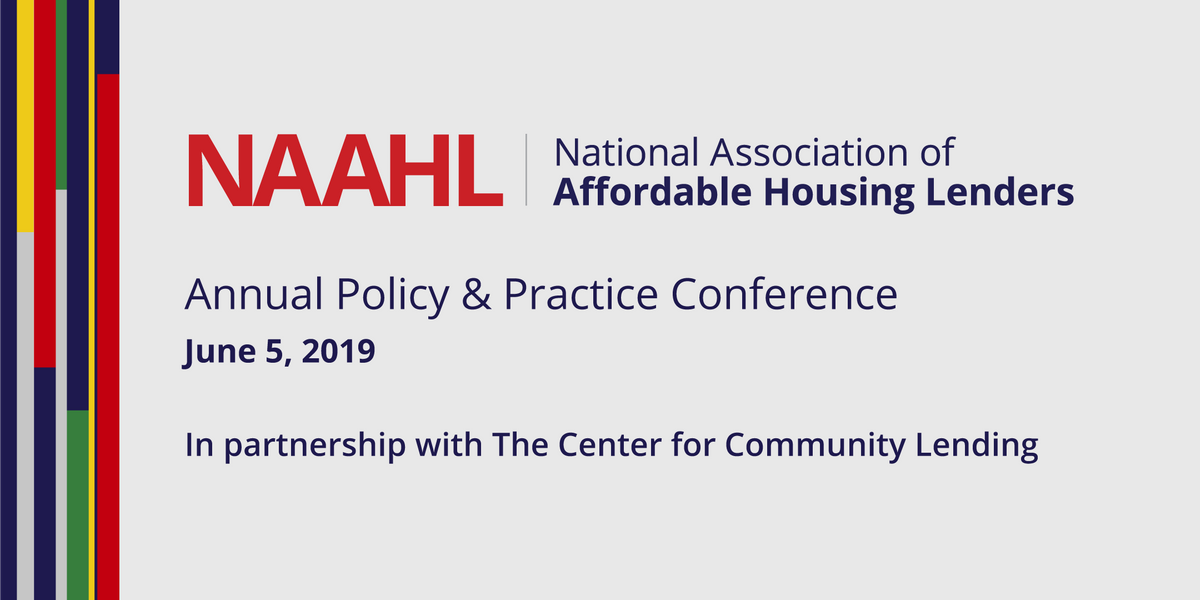 NAAHLCCL 2019 Policy & Practice Conference