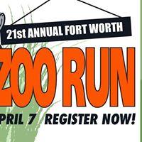 Fort Worth Zoo 5k