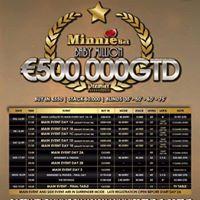 MinnieBet Event Casino Perla