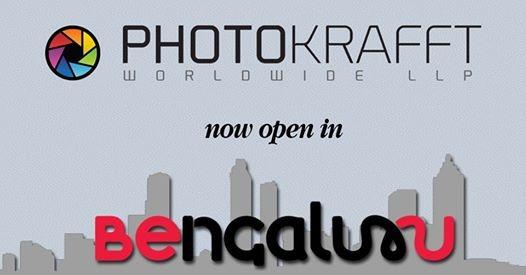 Photokrafft Worldwide LLP Bangalore Meetup 2018