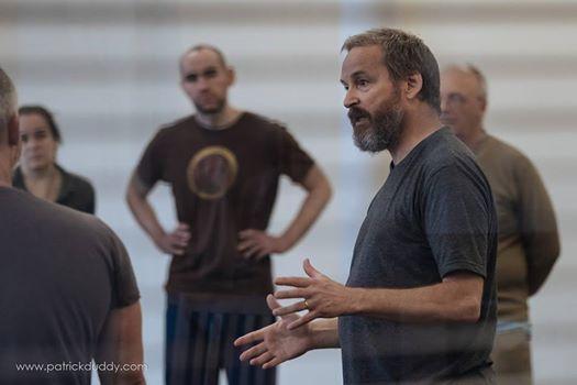 Workshop - Contact Improvisation with Steve Batts (17th Nov)