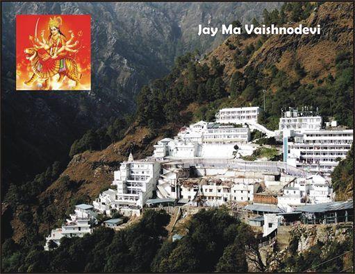 Yatra Mata Vaishnodevi