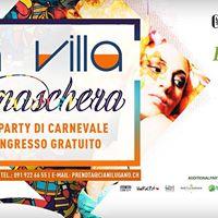 La VILLA Show - In Maschera