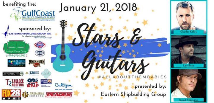 7th Annual Stars & Guitars Charity Benefit