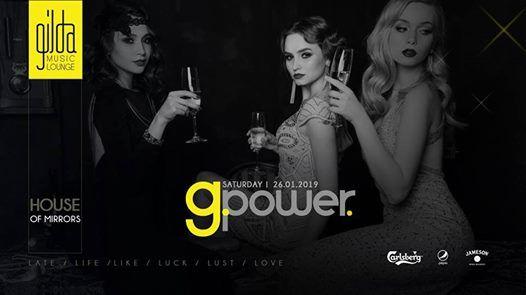 G power.